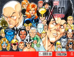 X-Men Legacy by ToddNauck
