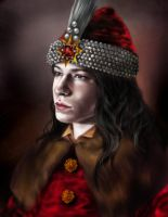 Vlad Tepes by simplyyellow