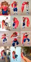 Custom Strider Hiryu ver 2.0 by SomaKun