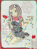 Electrical Christmas Wrap-up by EmpressBlackWings