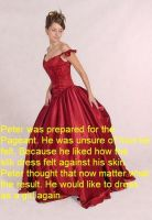 Peter's Pageant Dress by MariaSki