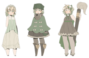 AT-Morigiana Outfits by Kiwifie
