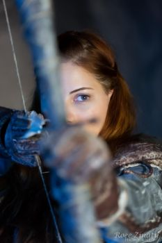 Ygritte cosplay from Game of Thrones  by Dafnash