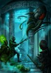Altes Blut cover for Ulisses-Spiele by MichaelJaecks
