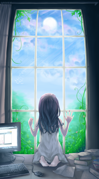 world is calling by Serrival