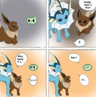 The Eevees 8 Newcomer by RioDiGennaio