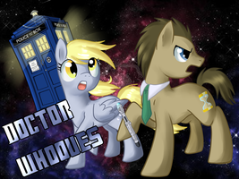 Doctor Whooves by Pon3Splash