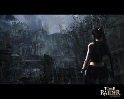 WP tomb raider underworld by trf-fanart-base