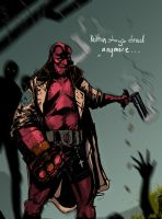 Hellboy by JohnOsborne