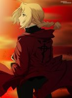 Edward Elric by humbertox1