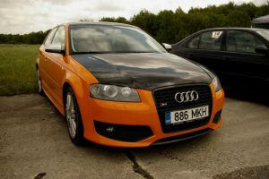 audi S3 coupe by ShadowPhotography