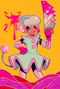 popee's sister by aphelione