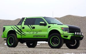2014 GeigerCars Ford F-150 SVT Raptor The Beast by ThexRealxBanks
