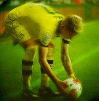 Marco Reus Effect by LifalixDesign