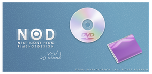 NOD vol.1 for XP by RimshotDesign