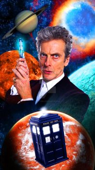 The Twelfth Doctor by Cotterill23
