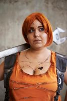 Hell of a day! (Ellie - Borderlands 2) by Nullien