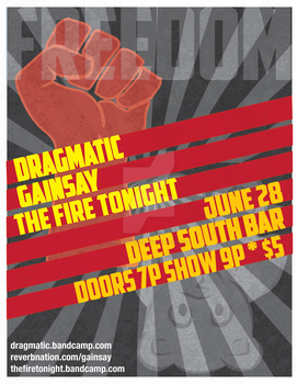 TFT and Dragmatic Raleigh-poster by GaladrielStar