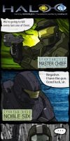 THAT other helmeted badass by GRANDBigBird