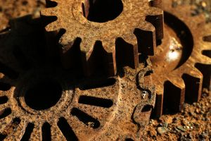 Rusty Cogs by theDexperience