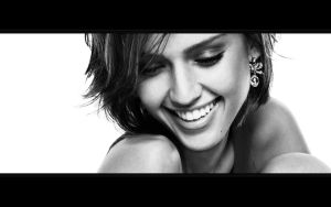 Jessica Alba Wallpaper by seb88