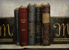 Antique Literature by S-H-Photography