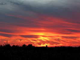 Set the Sky on Fire...(2) by Michies-Photographyy