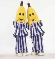Bananas In Pyjamas. by CrayolaScribbles