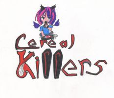 Cereal Killers Logo Final by Simply-Dreams