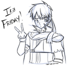 Ike Friday by Hungary-san