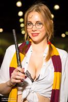 Harriet Potter Cosplay Maitland Ward by wbmstr