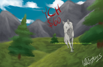 YCH- $60, include video processing draw by BlackDeaWing14