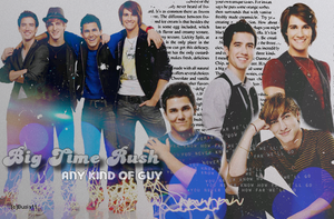 Big Time Rush by busia11