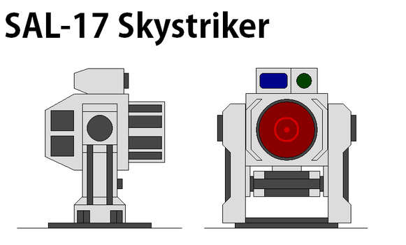 SAL-17 Skystriker Surface-to-Air FEL by Anzac-A1