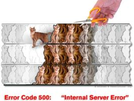 500: Internal Server Error 2 by sethness