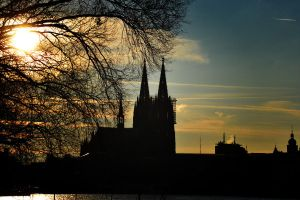 cologne cathedral by kueki