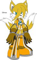Tails Nobody - V Silmex by C8LIN-The-Hedgie