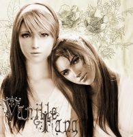 Vanille and Fang : Our Youth by FantasyRockGirl