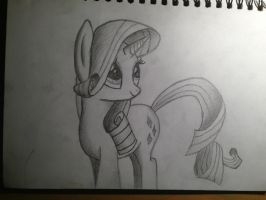 Rarity by Lethal-Doorknob