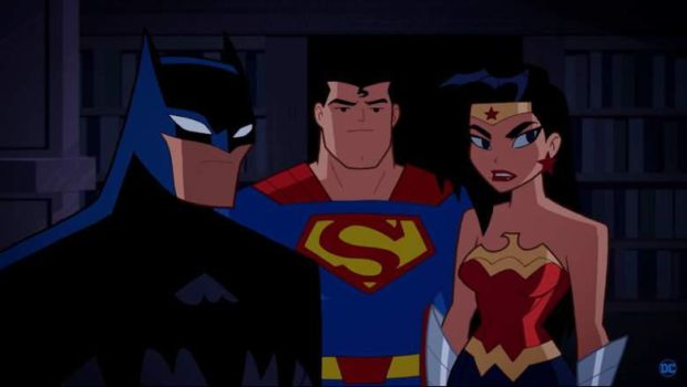 First Impressions: Justice League Action by SofiaBlythe2014