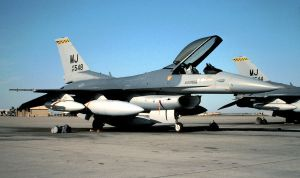 FY85 Small Mouth Block 30 F-16 No. 3 by F16CrewChief