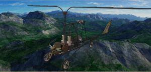 Steamflying by HectorNY