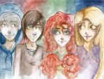The Big Four by ChessKat