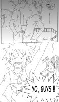 Soul Eater - manga page by SweetJanie