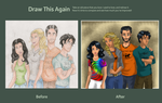 The Jackson's - Draw This Again by juliajm15