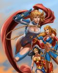 Amecomi_SuperPowerGirlWW by blewh