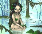 Swamp Fairy by jasminetoad