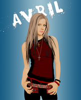 avril... by theShad0w