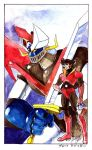 Great Mazinger by Whelljeck