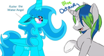 Rusher X Octave  .:COLLAB:.--Finished by OCfactory77926